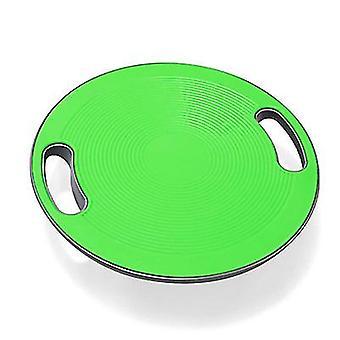 Balance Board Übung Balance Stabilität Trainer für Physiotherapie (Grün)