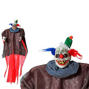 Hanging Clown Halloween (175 x 148 x 18 cm)