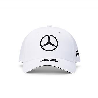 Mercedes AMG Petronas Mercedes Amg Petronas Motorsport F1™ Lewis Hamilton Kid's Baseball-kuljettaja Cap White