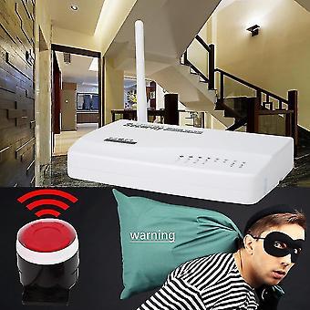 315 Mhz langaton Gsm Home Security Murtovaras Hälytys Automaattinen numeronvalitsin Sms Sim Call