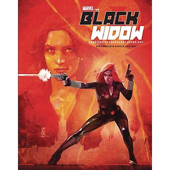 Marvels the Black Widow Creating the Avenging SuperSpy Die komplette Comic-Geschichte von Michael Mallory