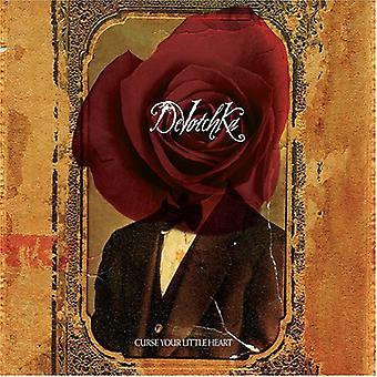 Devotchka - Curse Your Little Heart [CD] USA import