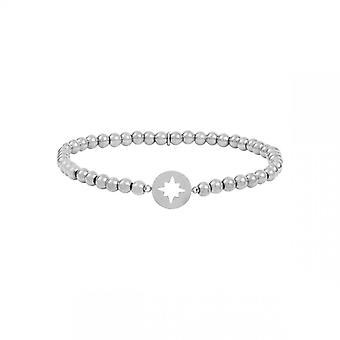 Bracelet Femme Clyda Bijoux BCLBR0004S - Acier Argent