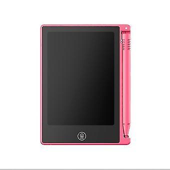 Tablette numérique d'écriture lcd de 4,5 pouces avec stylet