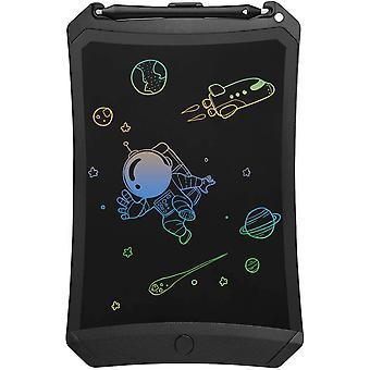 Színes 8,5 hüvelykes LCD író tabletta, ajándék gyerekeknek (fekete)