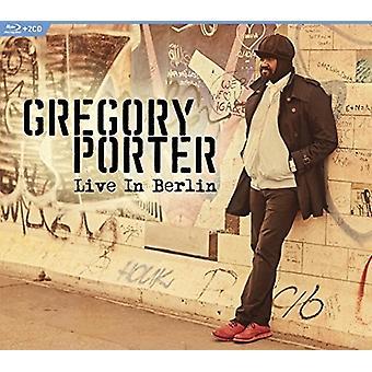 Gregory Porter - vivre en importation USA Berlin [Blu-ray]
