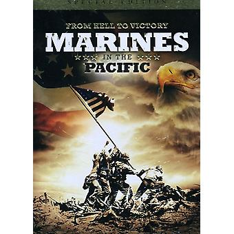 Marines in the Pacific [DVD] USA import