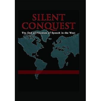 Silent Conquest [DVD] USA import