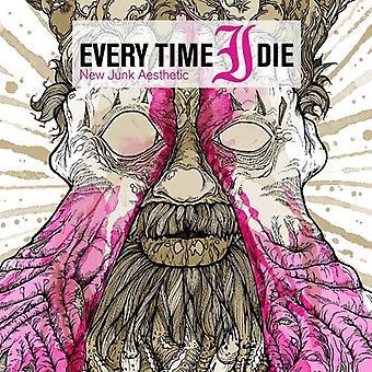 Every Time I Die - sucata nova estética [CD] EUA importar