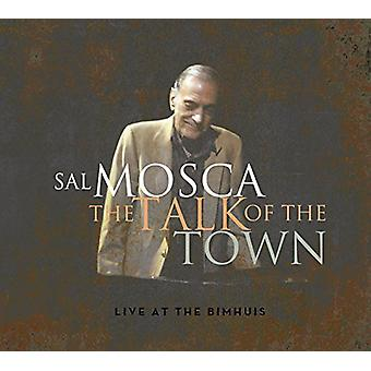 Sal Mosca - The Talk of Town [CD] USA import
