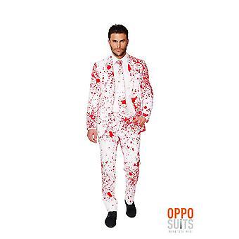 Costume de Harry sanglant Halloween Opposuit slimline Premium 3 pièces UE tailles