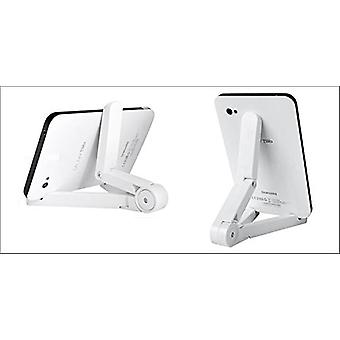 Boolavard ® Portable Folding Holder Stand for iPad / iPad 2 / New iPad / Samsung Tablets