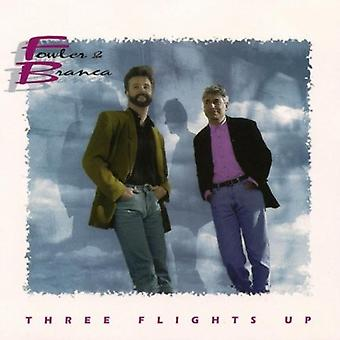Fowler, Bob / Branca, Steve - Three Flights Up [CD] USA import