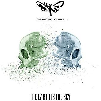 Moth Gatherer - Earth Is the Sky [CD] USA import