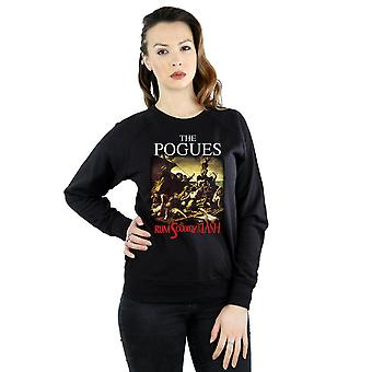 The Pogues Women's Rum Sodomy And The Lash Sweatshirt
