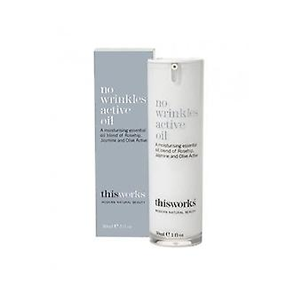 thisworks no wrinkles active oil