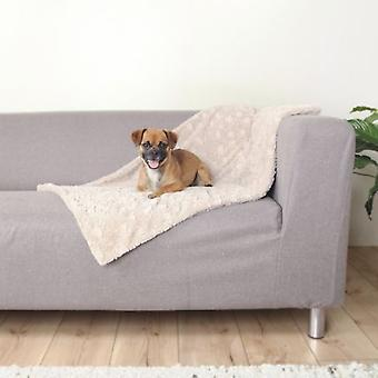 Trixie Blanket Soft Beige (Dogs , Bedding , Blankets and Mats)
