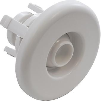 Waterway 212-1020 Mini Jet Internal Directional Smooth Face - White