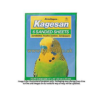 Kagesan Sanded Sheets Number 4