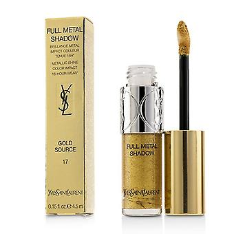 Yves Saint Laurent Full Metal Schatten - #17 Gold Quelle - 4.5ml/0.15oz