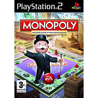 Monopoly (PS2) - New Factory Sealed