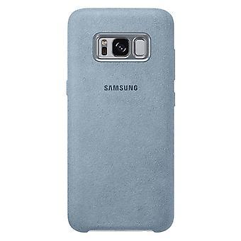Samsung Alcantara cover cover EF XG955AM for Galaxy S8 + G955F case Mint