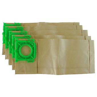 Sebo K1 odkurzacz papier worki