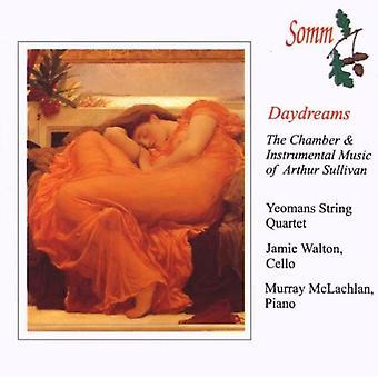 Sir Arthur Sulliivan - Daydreams: The Chamber and Instrumental Music of Arthur Sullivan [CD] USA import