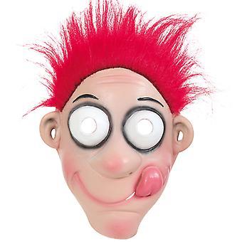 Grap komische clown masker