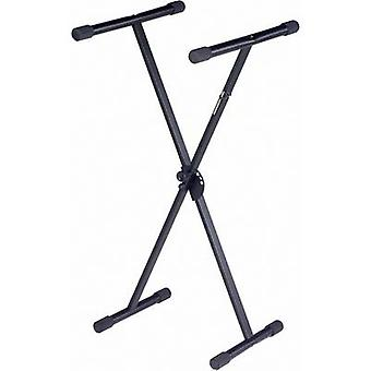 Paccs HDF002 Keyboard stand Black