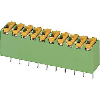 Phoenix Contact FK-MPT 0,5/ 4-3,5 Spring-loaded terminal Number of pins 4 Green 1 pc(s)
