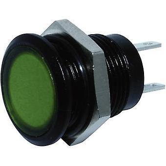 SignalKonstruktion SKED12714 LED-indikatorlampe Grøn 24 V DC 12714
