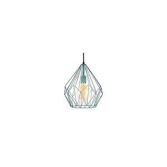 EGLO Carlton Mint Wire geometriska hänge ljus