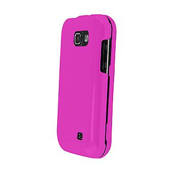 Technocel soft touch Shield Case cover voor Samsung M920 Transform (roze)-SAM920SPK-Z