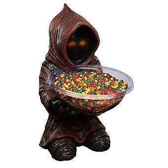 Jawa Candy Bowl Holde rStar Wars Halbstatue 40 cm mit Schüssel