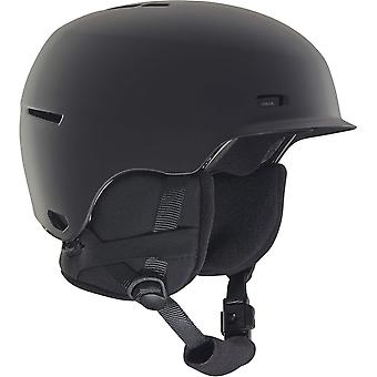 Anon Flash Junior casco - negro