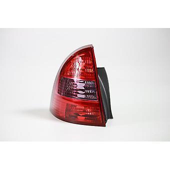 Left Passenger Side Rear Lamp (Hatchback) for Citroen C5 2005-2008