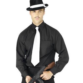 Bnov Gangster slips hvid
