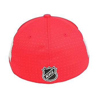 Detroit Red Wings NHL Adidas tervezet stretch felszerelt kalap