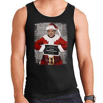 Boże Narodzenie zdjęcie (mugshot) John Barrowman męska kamizelka