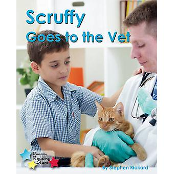Scruffy Goes to the Vet - 9781781278147 Book