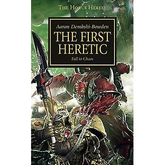 The First Heretic by Aaron Dembski-Bowden - 9781844168842 Book