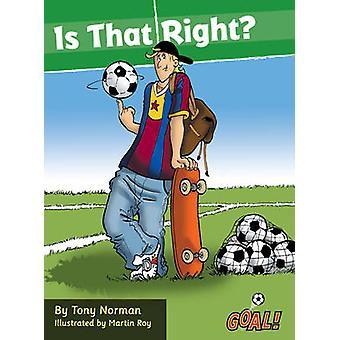 Er der ret? -Niveau 3 af Tony Norman - 9781841678627 bog