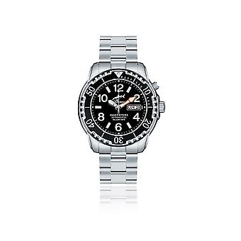 CHRIS BENZ - Diver Watch - DEEP 1000M AUTOMATIC - CB-1000A-S-MB