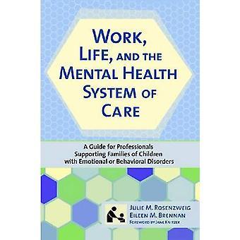 Werk - leven- en het geestelijke gezondheidszorg systeem van Care - een gids voor