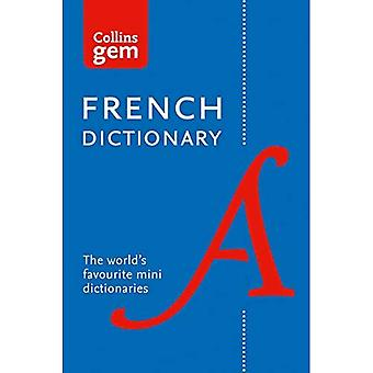 Collins French Dictionary Gem Edition: 40,000 words and phrases in a mini format (Collins Gem)