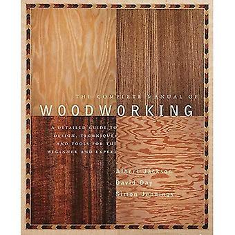 El Manual completo de carpintería