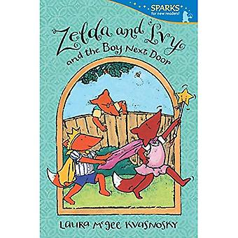 Zelda et Ivy et the Boy Next Door (Candlewick Sparks)