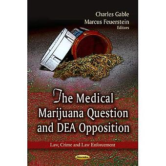 The Medical Marijuana Question and DEA Opposition