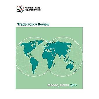 Macao, China 2013 (Trade Policy Review)